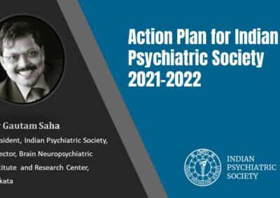Report of the President IPS (2021-2022) – Dr Gautam Saha